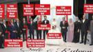 Sadullah Ergin'in kızının düğününde ilginç detay!