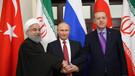 Son dakika: Soçi'de Erdoğan, Putin ve Ruhani Suriye'yi görüştü: Tarihi zirve