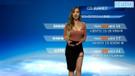 Güzel hava durumu sunucusu Adriana Gómez ekrana çiviledi