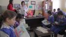 Tuğba öğretmen, müdür odasını eğitime açtı