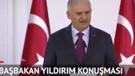 Başbakan Yıldırım'dan şiir gafı