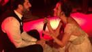 Nursel Ergin ve Murat Akyer'in olay düğününden ilk görüntüler