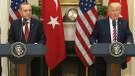 Yeni Şafak'tan Erdoğan Trump'ı azarladı iddiası