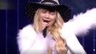 Aleyna Tilki'den Pantene Altın Kelebek Ödülleri'nde İngilizce şarkı