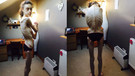 Erkek arkadaş bulamadığı için anoreksiya hastalığına yakalanan kızın inanılmaz görüntüsü