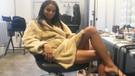 Genç model Chantal Monaghan bikinisiyle şov yaptı