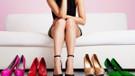 Topuklu ayakkabı giymeyi sevenlere kötü haber