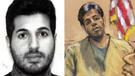 Reza Zarrab koyu renk ceketiyle duruşmaya geldi: İki evrakta hata yaptık