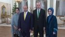Cumhurbaşkanı Erdoğan ile Pakistan Başbakanı ile görüştü