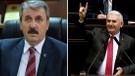 BBP'den Başbakan Yıldırım'ın bozkurt işaretine tepki: Magazinciler yorumlasın