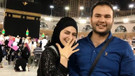 Kabe'deki evlilik teklifine Nihat Doğan'dan yorum: Cıvık, edepten uzak...