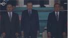 Cumhurbaşkanı Erdoğan, Antalya Stadında milli maçı izledi