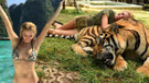 Dilara Öztunç Tayland tatilinde