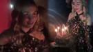 Genç şarkıcı Aleyna Tilki 17 oldu