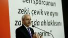 Kılıçdaroğlu: Partisinin genel başkanı olursa benim cumhurbaşkanım olamaz