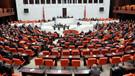 Meclis'in 97'nci yıldönümü oturumunda saygı duruşu tartışması