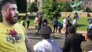 Hainler Beyaz Saray'ın önünde ortaya çıktı! ABD polisi izin verdi