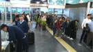 Son dakika haberleri: 19 Mayıs tatilini birleştirince.. Atatürk Havalimanı dış hatlar gidiş izdihamı