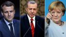 NATO Zirvesi bugün başlıyor; Erdoğan, Merkel ve Macron ile görüşecek