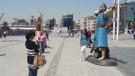 Taksim Meydanı'nda bugün herkes şaşkınlık yaşadı!