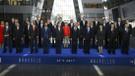 NATO liderleri aile fotoğrafı çektirdi