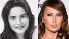 Melania Trump'ın estetiksiz hali ortaya çıktı, sosyal medya yıkıldı