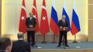 Erdoğan ve Putin domates dışında her konuda anlaştı