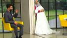 İzdivaç adayı Hanife'ye sürpriz evlilik teklifi