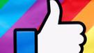 Facebook, Türkiye'de gökkuşağı simgesini sansürledi