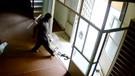 Vantilatör çalmak için 4 rekat namaz kıldı