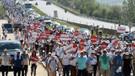 Kılıçdaroğlu İstanbul'a yaklaşıyor, Adalet Yürüyüşü kalabalıklaşıyor