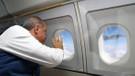 Erdoğan helikopterin penceresinden F-16 pilotunu böyle selamladı