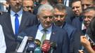 Başbakan Yıldırım'dan Almanya ve İsrail açıklaması