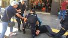 Ankara'da Özakça ve Gülmen'e destek eylemine polis müdahalesi