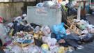 İstanbul'un en gözde ilçesinde çöp krizi