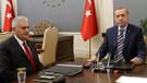 Erdoğan ve Binali Yıldırım'dan sürpriz görüşme