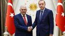 Erdoğan ile Yıldırım'ın  6 saatlik sürpriz görüşmesi