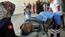 Genç kadın, tacizci servis sürücüsünü bıçakladı