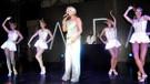 Ajda Pekkan sahneye dans ederek çıktı, Bodrum'u salladı