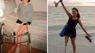 Kanseri yenen güçlü insanların ilham veren fotoğrafları
