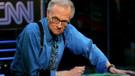 Sunucu Larry King akciğer kanserine yakalandı