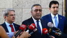 CHP'li Tanrıkulu'nu boğma teliyle tehdit eden kişi ceza hukuku hocasıymış