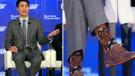 Başbakanın Star Wars çorapları sosyal medyayı salladı