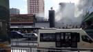 İstanbul Şirinevler metro istasyonunda yangın