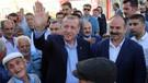 Erdoğan'dan Çatalca'da sürpriz köy ziyareti