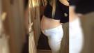 8 aylık hamile olduğunu sanıyordu meğer bebek değilmiş