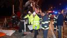 Eskişehir'de katliam gibi kaza: Çok sayıda ölü ve yaralı var
