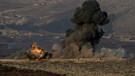 TSK'dan son dakika Afrin açıklaması: 153 hedef ateş altına alındı