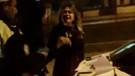 Alkollü kadın doktor, polislere tehdit yağdırdı