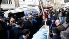Acı haberi alan Münir Özkul'un evine koştu